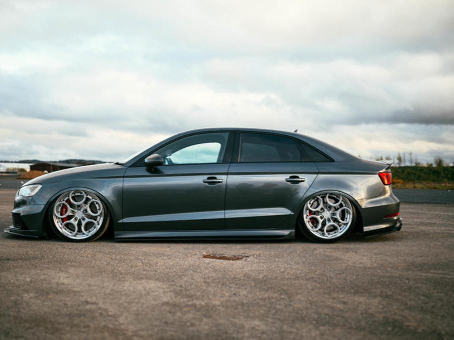 积极的改变---2015 Audi S3