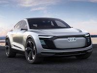 奥迪三年将产3款e-tron车型 以拒特斯拉