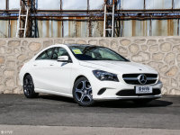 奔驰新款CLA正式上市 售24.9-37.9万元
