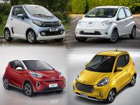 花5万你就能买到 在售纯电动微型车点评