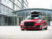 只闻其名,未见其车---Audi Q2