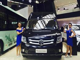 福田图雅诺S长轴版上市 售价19.58万元