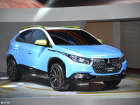 纳智捷小型SUV定名U5 成都车展发布预售