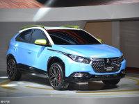 纳智捷小型SUV将于8月25日发布 搭1.6T