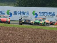 火药味十足 中国超级跑车锦标赛珠海站