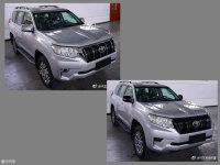 一汽丰田新款普拉多申报图 或10月上市