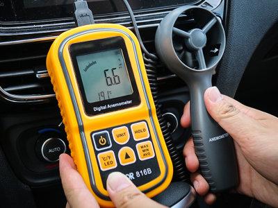 十余款车空调大横评 酷暑降温哪家强?