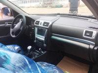 华泰圣达菲7内饰照 紧凑型SUV/年内上市