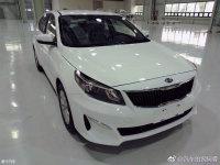 东风悦达起亚新款K4申报图 预计9月上市