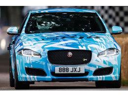 XJ车系最强车款 捷豹XJR英国正式发布
