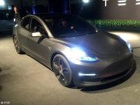 特斯拉Model 3消息 将于7月7日正式亮相