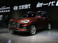 北京现代全新ix35或11月上市 两种动力