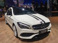 奔驰CLA 220极地限量版上市 售价34万元