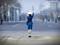 世界美女交警选美大赛,日本不正经?