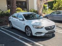 自吸V6加四驱 海外版新君威GS疑似谍照