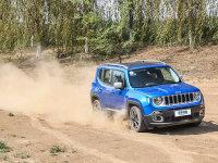 爱卡SUV专业测试 Jeep自由侠2.0L四驱版