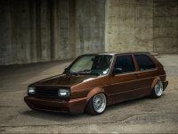 经典中的突破---1992 VW Golf(Mk2)