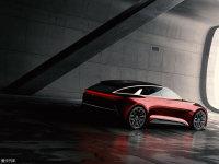 起亚全新概念车预告图发布 9月正式亮相