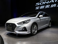 全新索纳塔将于8月25日上市 全新造型