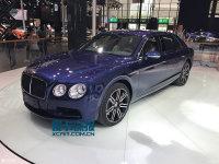 成都车展探馆:宾利飞驰V8 S Mulliner