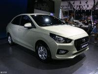 北京现代新瑞纳8月上市 搭载1.4L发动机