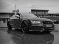 日耳曼黑武士---Audi S7