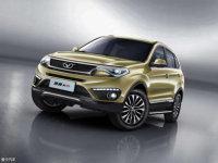 凯翼X5官图发布 紧凑型SUV/9月中旬上市
