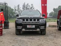 Jeep与奔驰的混合体 爱卡实拍北京BJ90
