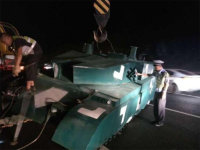 汽车晚报:谁坦克掉高速上了?来认领!