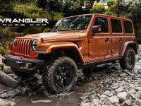 汽车晚报:Jeep牧马人2.0T价格会亲民?