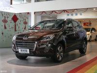 纳智捷大7 SUV增两款新车型 售26.8万起