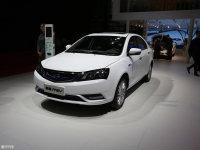 三款车型可选 吉利帝豪PHEV将于9月上市