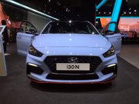 法兰克福车展:现代全新性能车i30N发布