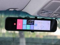 让用车更智能 深度体验70迈智能后视镜