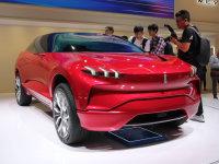 法兰克福车展 WEY全新XEV概念SUV发布