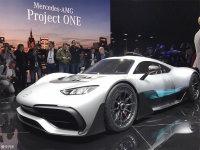 2017法兰克福车展:AMG Project One发布