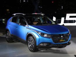 纳智捷U5 SUV正式上市 售价6.98-9.98万