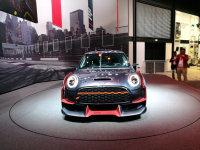 法兰克福车展:MINI JCW GP概念车发布
