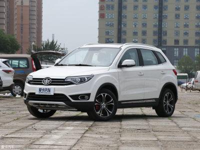 身材小也同样好 四款中国品牌小型SUV