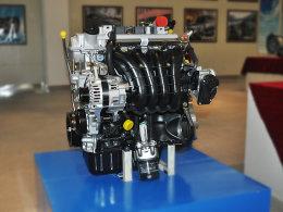 国产新动力 华泰欧意德1.5T发动机下线