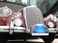 把古董开出博物馆 第四届经典车拉力赛