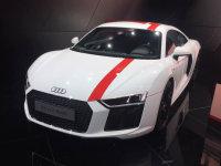 法兰克福车展 奥迪R8 V10 RWS正式发布