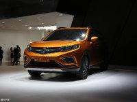 东风风度MX3或11月上市 定于紧凑型SUV