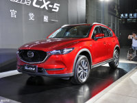长安马自达第二代CX-5上市 售16.98万起