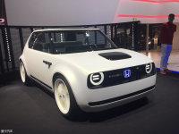 2017法兰克福车展:本田Urban EV概念车