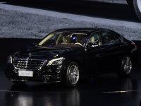 奔驰新款S级正式上市 售93.8-149.8万元