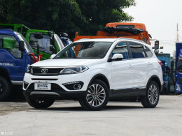寻找最强中国X5 同名又同级的紧凑SUV