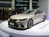雷克萨斯LS系列年内上市 将推两款车型