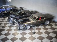 指触经典车(25) RX-7与老款Mustang