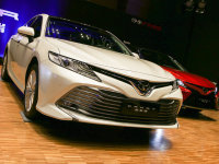 国产第八代凯美瑞将10月预售 4种车型